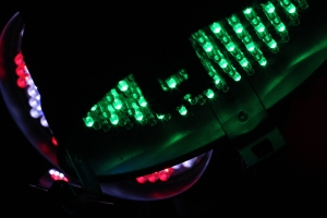 LED světelná reklama